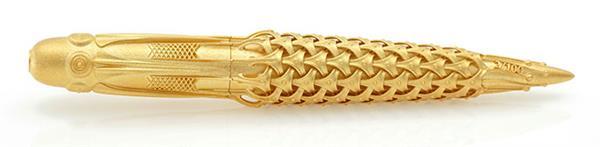 ca88会员登录,ca88亚洲城官网会员登录,ca88亚洲城,ca88亚洲城官网_Pjotr推出首款豪华纯金ca88会员登录钢笔售价14000欧元