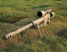 在M200狙击步枪 STL文件下载(3D打印模型)