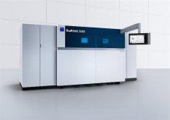 <b>Trumpf推出中型金属ca88亚洲城TruPrint 5000 LMF,速度最快,最高</b>