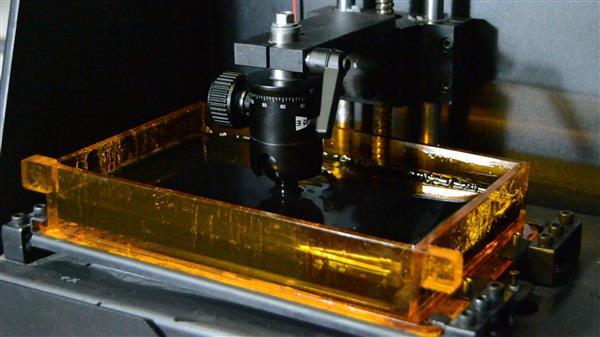我国开发出用于SLA和DLP 3D打印技术新型高性能光固化聚酰亚胺油墨