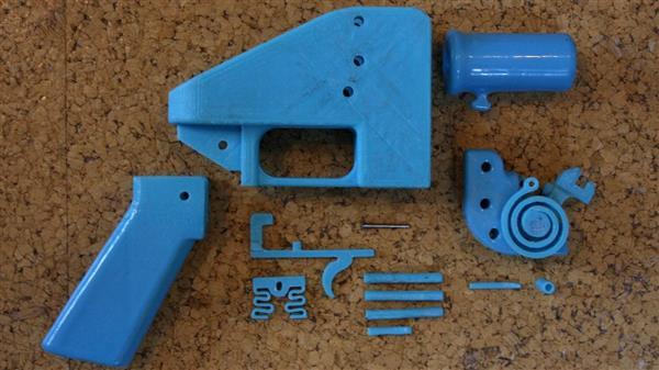瑞典海关当局对3D打印枪支表示担忧