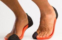 灵感源于亚马逊土著人制鞋方式的3D打印凉鞋 300元带你开挂