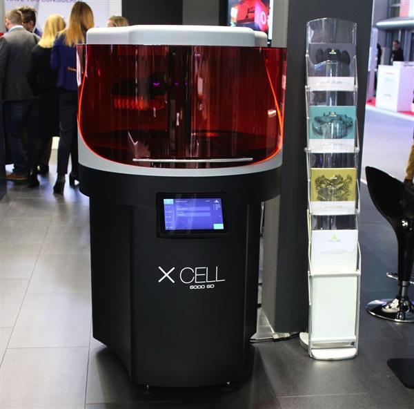 ca88会员登录,ca88亚洲城官网会员登录,ca88亚洲城,ca88亚洲城官网_DWS Systems推出内置清洗和UV固化模块的XCELL 6000 SLA ca88会员登录机