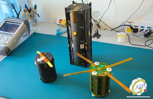 第一颗完全3D打印卫星TuPOD从国际空间站成功发射