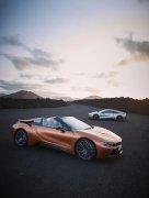 采用大量3D打印金属部件,新一代宝马i8 Roadster备受关注