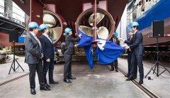 全球首个获船级社认证的3D打印船舶螺旋桨WAAMpeller