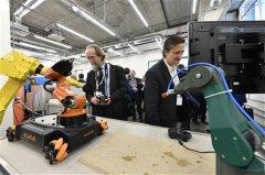 莫斯科科学技术学院开放增材制造实验室,配备国内最大金属3D打印