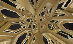 TU Delft创造3D晶格层的折纸技术可以取代标准的3D打印机