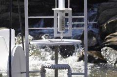 独特的陶瓷3D打印机使用水动力驱动