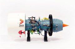 <b>苏格兰大学生创建出名为X-Plorer 1的3D打印喷气发动机</b>