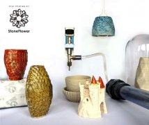 StoneFlower推出FDM ca88亚洲城套件,让用户轻松制作陶瓷3D打印