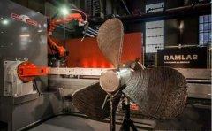 中船重工用3D打印修复长达2米的部件