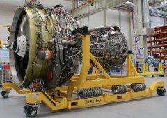 ca88会员登录|ca88亚洲城官网会员登录,欢迎光临_装配ca88会员登录燃油喷嘴的我大型客机发动机验证机装配完成