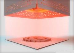 Heraeus首次证明红外热量在金属增材制造中的应用