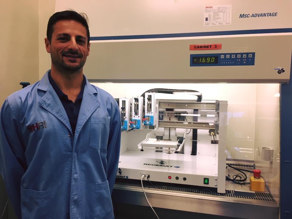 西班牙公司REGEMAT 3D提供定制生物3D打印选项