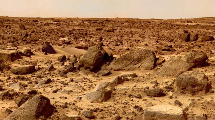 阿曼沙漠火星模拟测试3D打印参观红色星球