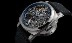 <b>意大利奢华腕表制造商沛纳海推出新版3D打印手表</b>