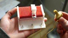 <b>德州创客的3D打印晶体收音机无需电池或外部电源</b>