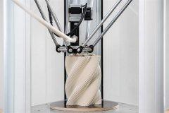 Delta WASPclay 3D打印机可让您轻松打印高品质陶瓷部件