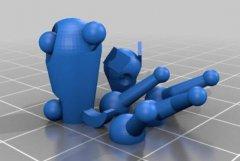 "3D打印教程:拥有""洪荒之力""的宠物狗"