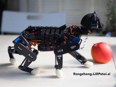 <b>买不起智能机器人?那来试试3D打印机器人猫</b>