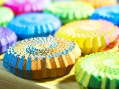 厨师Steph Keefe使用3D打印制作精美蛋糕