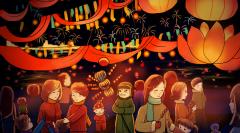 弘瑞元宵节特辑:纸糊的灯笼简直弱爆,3D打印才是王道