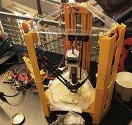 瑞典学生开发可在水中打印的巧克力3D打印机