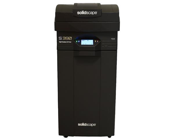 Solidscape公司发布用于珠宝市场的S390高精度3D打印机