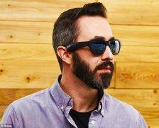 3D打印的Bose AR太阳镜看起来比Google Glass更酷