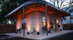 SXSW黑科技:3D打印房屋造价每平米仅约1000元