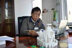 产业匠人:筑梦3D打印,六旬匠人香河机器人小镇再启程