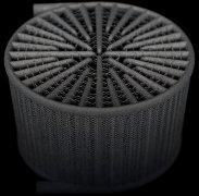 Progressive为F1赛车队3D打印热交换器,晶格结构铝合金打印