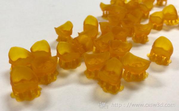 创想三维新型光固化3D打印机DP002探秘之耗材篇