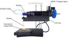 卡内基梅隆大学研究员发布低成本开源DIY 生物3D打印机
