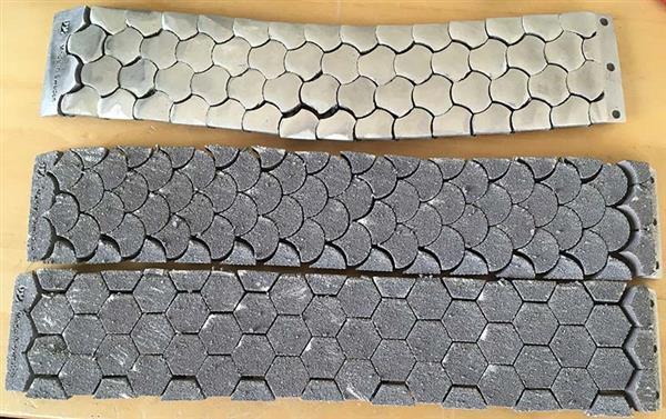 瑞典设计师开发引人注目的3D打印铝质手镯BLING3D