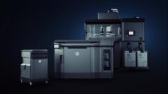 HP展MJF 3D打印生产方案,2017年打印150万个功能部件