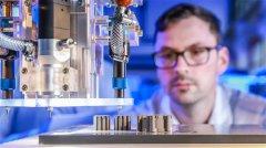 <b>德国TU Chemnitz公司使用铜、铁和陶瓷材料3D打印电动马达</b>