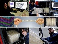 <b>EnvisionTEC推出目前全球最耐用的3D打印材料E-RigidForm</b>