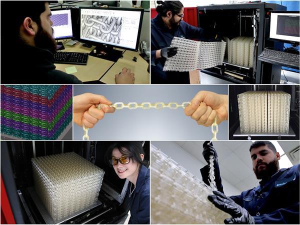 EnvisionTEC推出目前全球最耐用的3D打印材料E-RigidForm