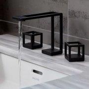 科勒旗下卫浴品牌打造极简风3D打印水龙头