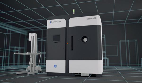 GE Additive公司推出新型Arcam EBM Spectra H金属ca88亚洲城