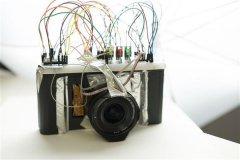 <b>3D打印相机Lex将经典35毫米胶片与现代索尼镜头相结合</b>