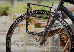 BigRep推出免充气式3D打印自行车轮胎