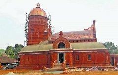 印度使用3D打印铜技术翻修寺庙屋顶