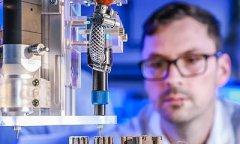 """<b>研究员开发出可在高温下运行的""""世界上第一台""""3D打印电机</b>"""