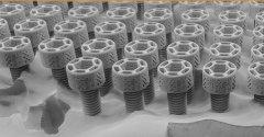 挖掘小型零件批量生产能力,粘结剂喷射技术在汽车零件制造中的应