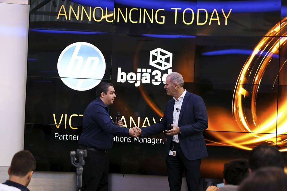 全球3D打印扩张:HP等巨头进一步布局他们的技术