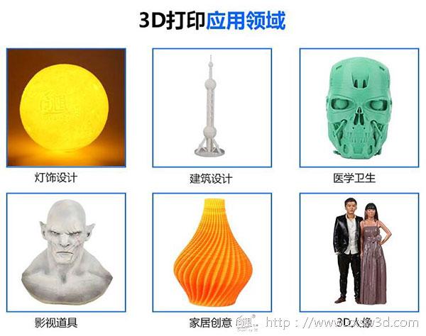 创想三维:3D打印技术的个性化定制时代已经到来