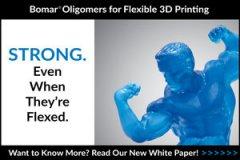 研究员开发出推进3D打印发展的丙烯酸酯低聚物
